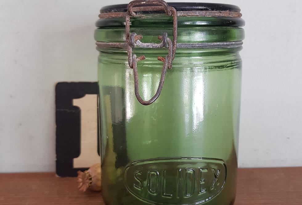 Solidex Storage Jar