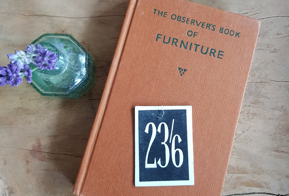 Observer's Book of Furniture