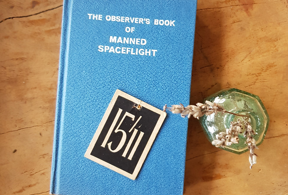 Observer's Book of Manned Spaceflight