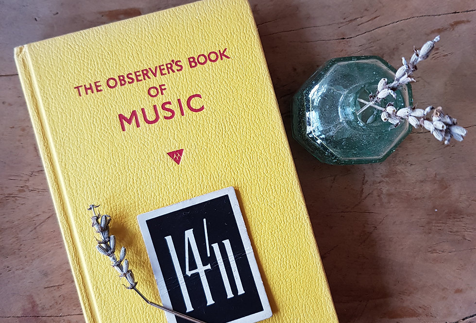 Observer's Book of Music