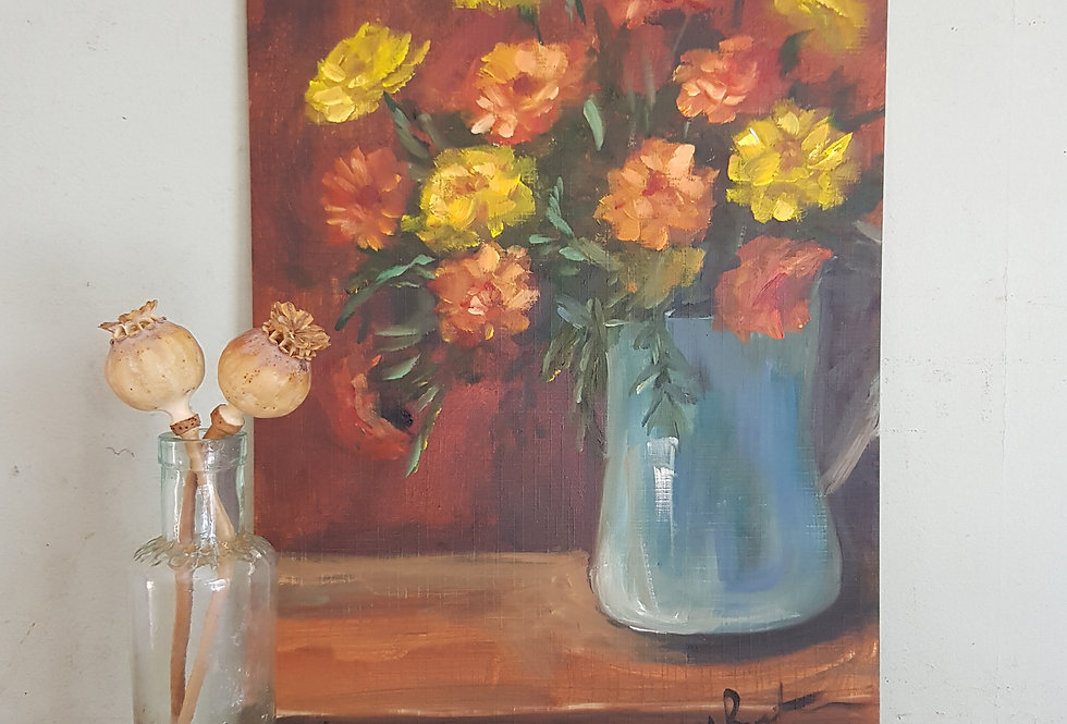 Floral Oil