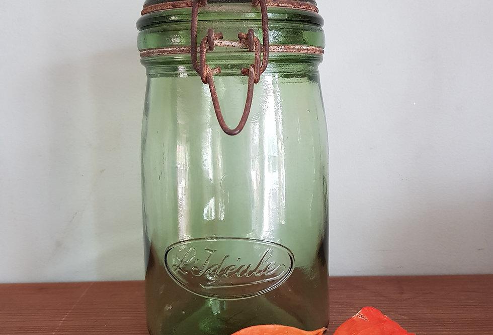 French Storage Jar
