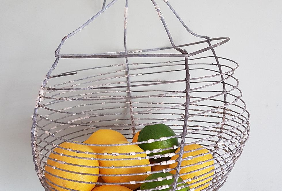 Large French Egg Basket