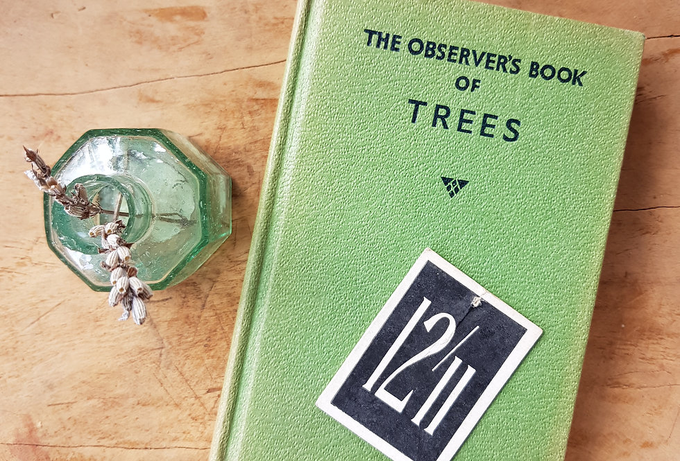 Observer's Book of Trees