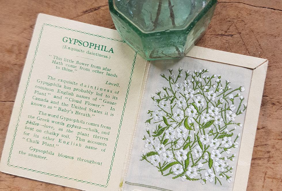 Gypsophila Silk Flower