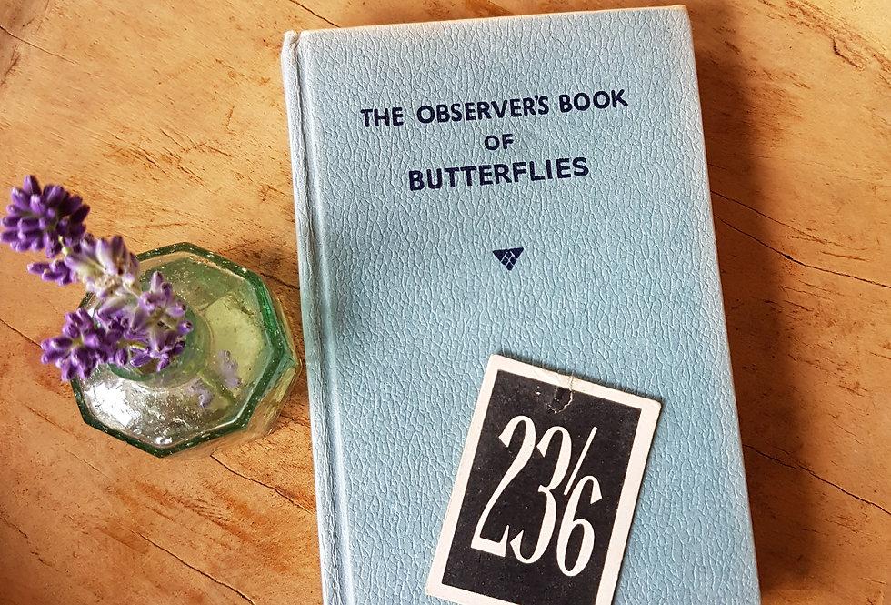 Observer's Book of Butterflies