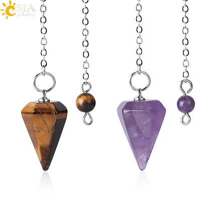 Reiki Pendulum Amulet