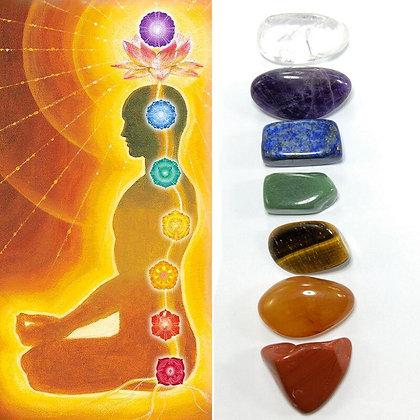 ChakraBAL Stones