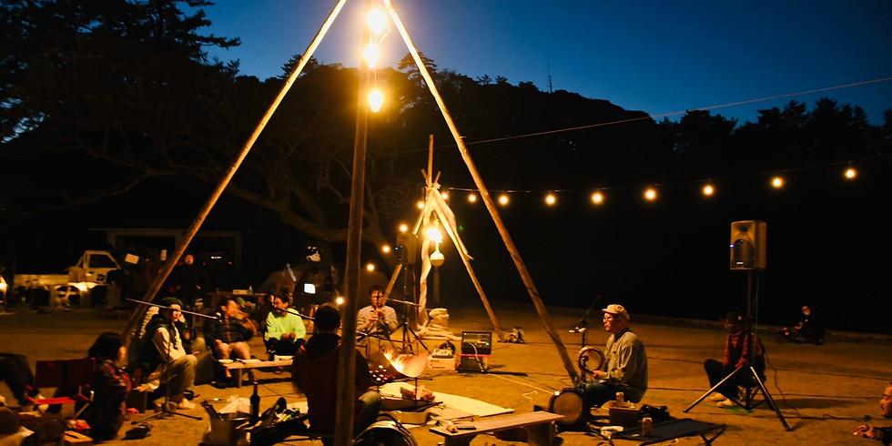 USFES Irish music party in UMIKARA terrace