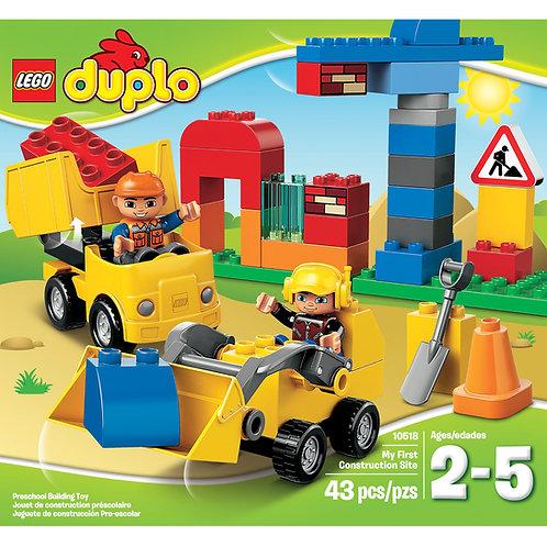 LEGO DUPLO 나의 첫 건설 현장