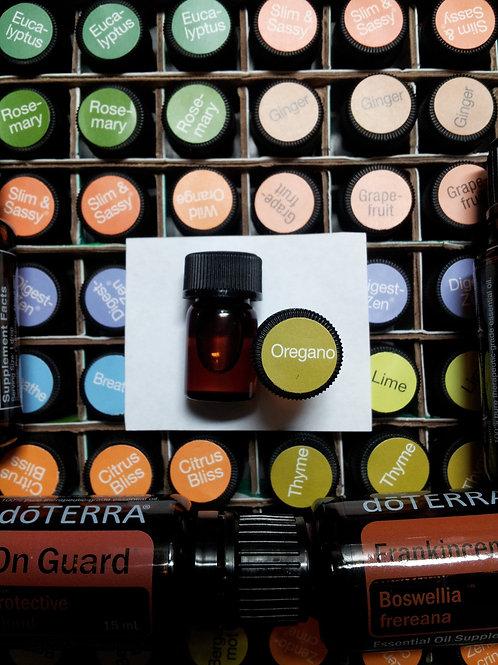 Oregano Essential Oil samples(1ml,2ml)