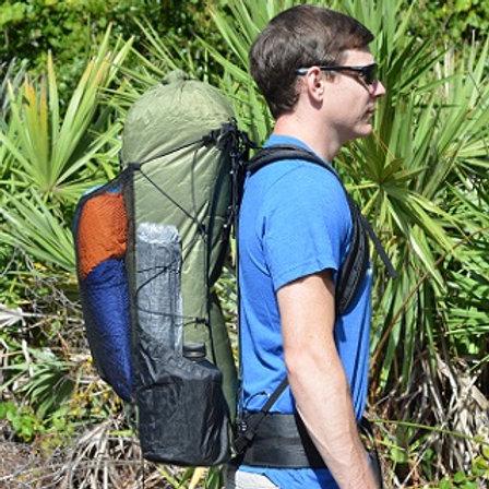 지팩 아크 블래스트 백팩 가벼운 가방 55L .Zpacks™ Arc Blast Backpack