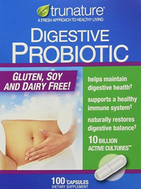 프로바이오틱스 10억마리 유산균 함유  Digestive Probiotic 100정