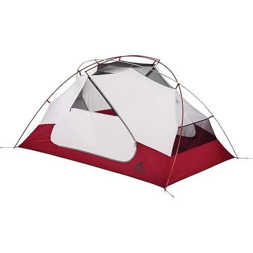 MSR 엘릭서 2 인용 경량 백패킹 텐트