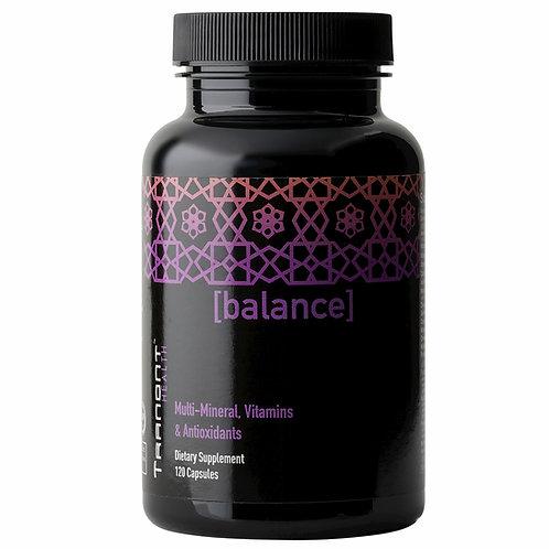 트라논 밸런스- 천연 멀티 비타민, 항산화 보조제, 12가지 미네랄