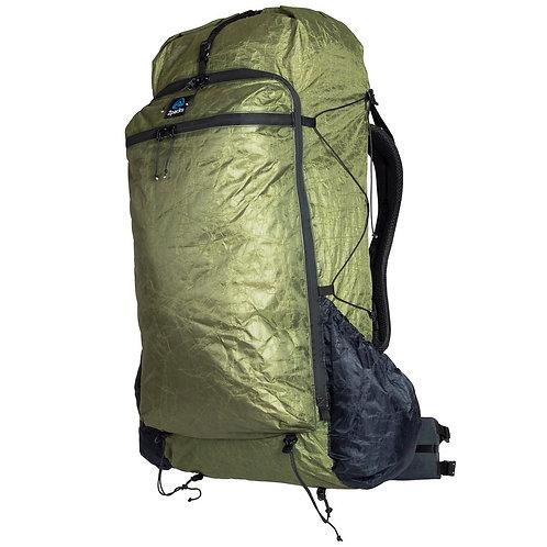 지팩 아크 집 백팩 배낭- 57L  Zpacks™ Arc Zip Backpack