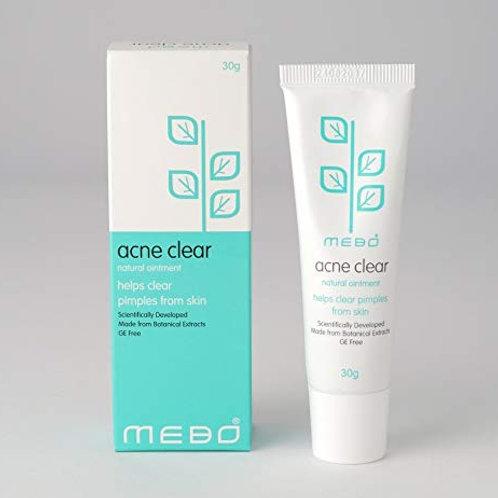 메보 여드름 천연 연고Mebo - Acne Clear Natural Ointment (30g)