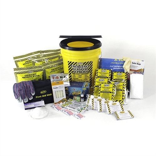 5 Person - Deluxe Office Emergency Kit