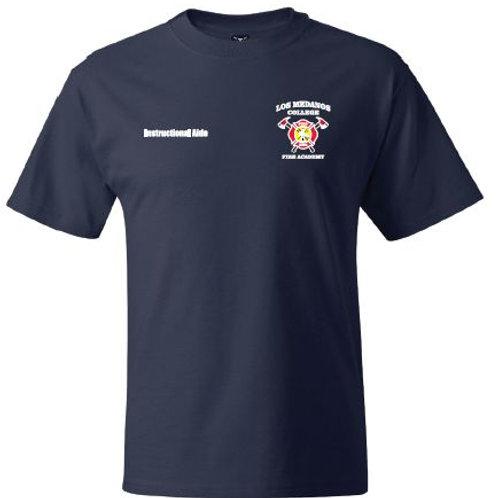 LMC Fire Academy Instructional Aide T-Shirt