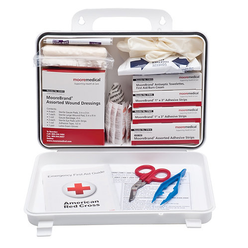 First Aid Kit 25 Person