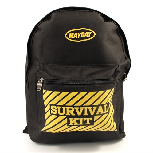 Survival Kit Backpack - Empty