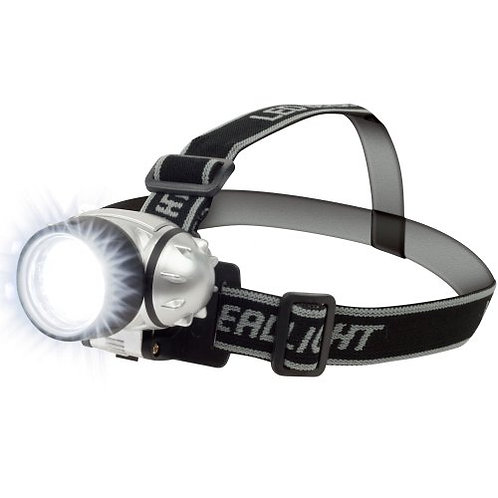 Super Bright Headlamp with 10 LED