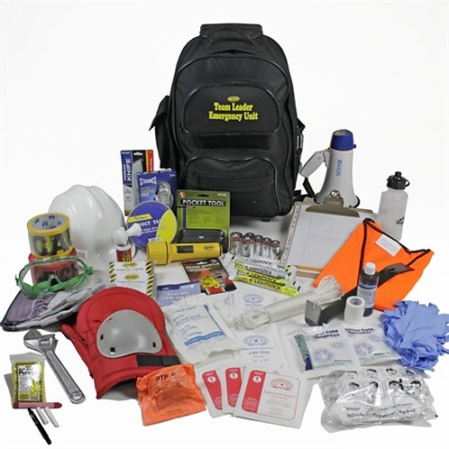 Team Leader/Floor Warden Emergency Kit