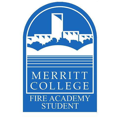 Merritt College Fire Academy Starter Pack