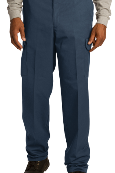 LMC-EMS/EMR Student Pants PT88 w/Cargo Pocket-Navy