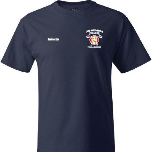 LMC Fire Academy Instructor T-Shirt