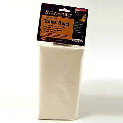 Toilet Bags for 5 Gallon Honey Pots