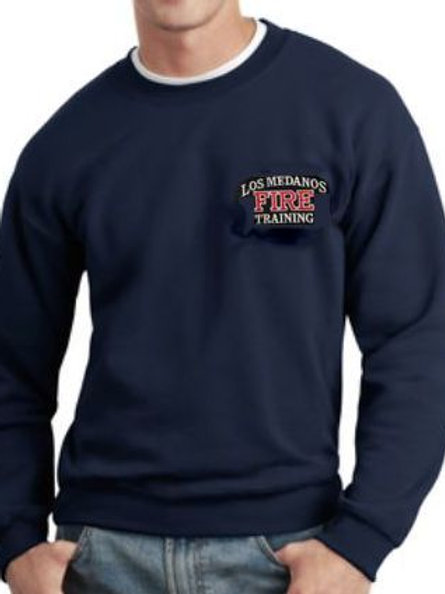 LMC Fire Academy Embroidered Logo - Sweatshirt