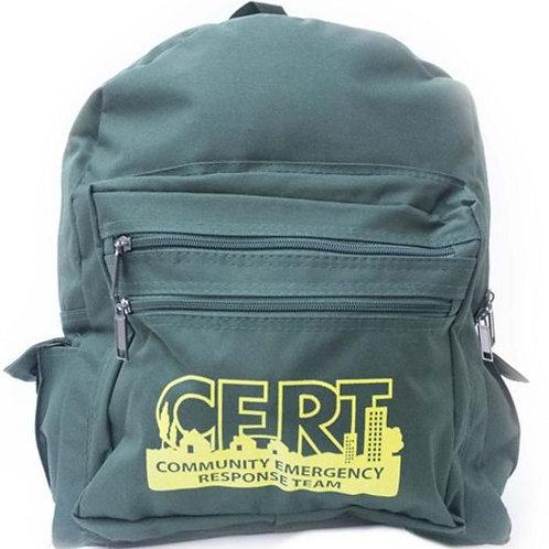 CERT Backpack - Empty