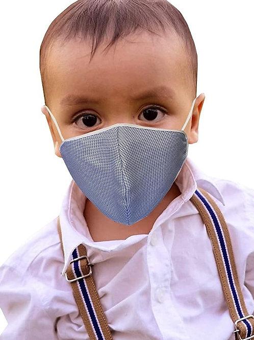 Reusable Kid Masks - 5 pack