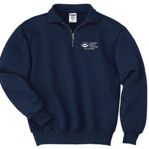 CCC EMT 1/4 Zip Sweatshirt-Navy