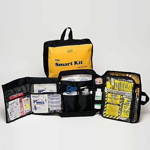 Smart Kit with First Aid - 64 Piece