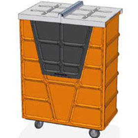Mobile Storage Cart