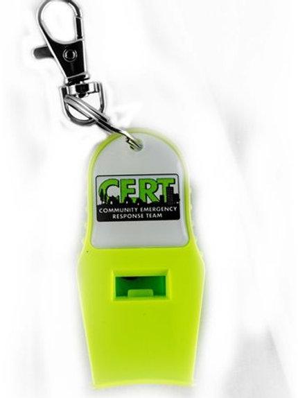 Whistle for Life - CERT High Performance Whistle