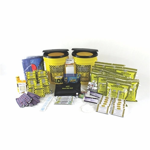 10 Person - Deluxe Office Emergency Kit