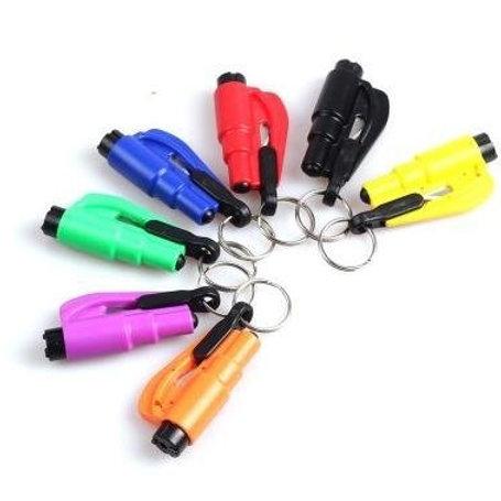 Rescue Gadget - Emergency Car Window Breaker & Seat Belt Cutter
