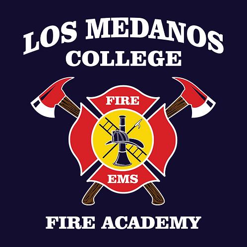 LMC FIRE ACADEMY Logo - Flexfit Cap