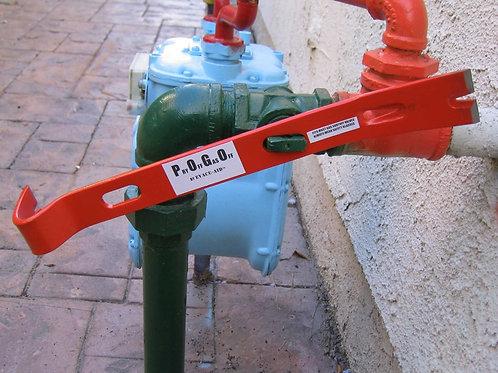 POGO Gas Shut Off Bar (Pry Off/Gas Off)