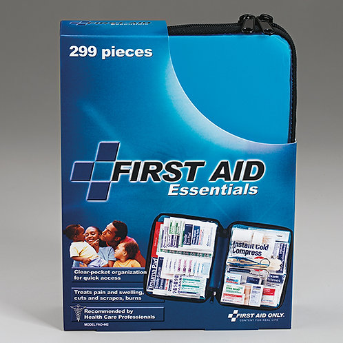 First Aid Kit - AMA Approved 299 piece