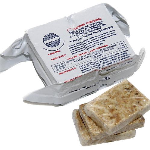 SOS 2400 Calorie Food Bar                       •5 Yr shelf life