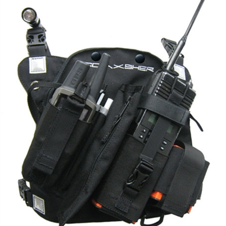 RCP-1 PRO RADIO CHEST HARNESS - (RP202)