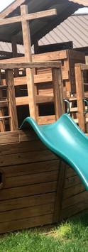 Children's Outdoor Play Area