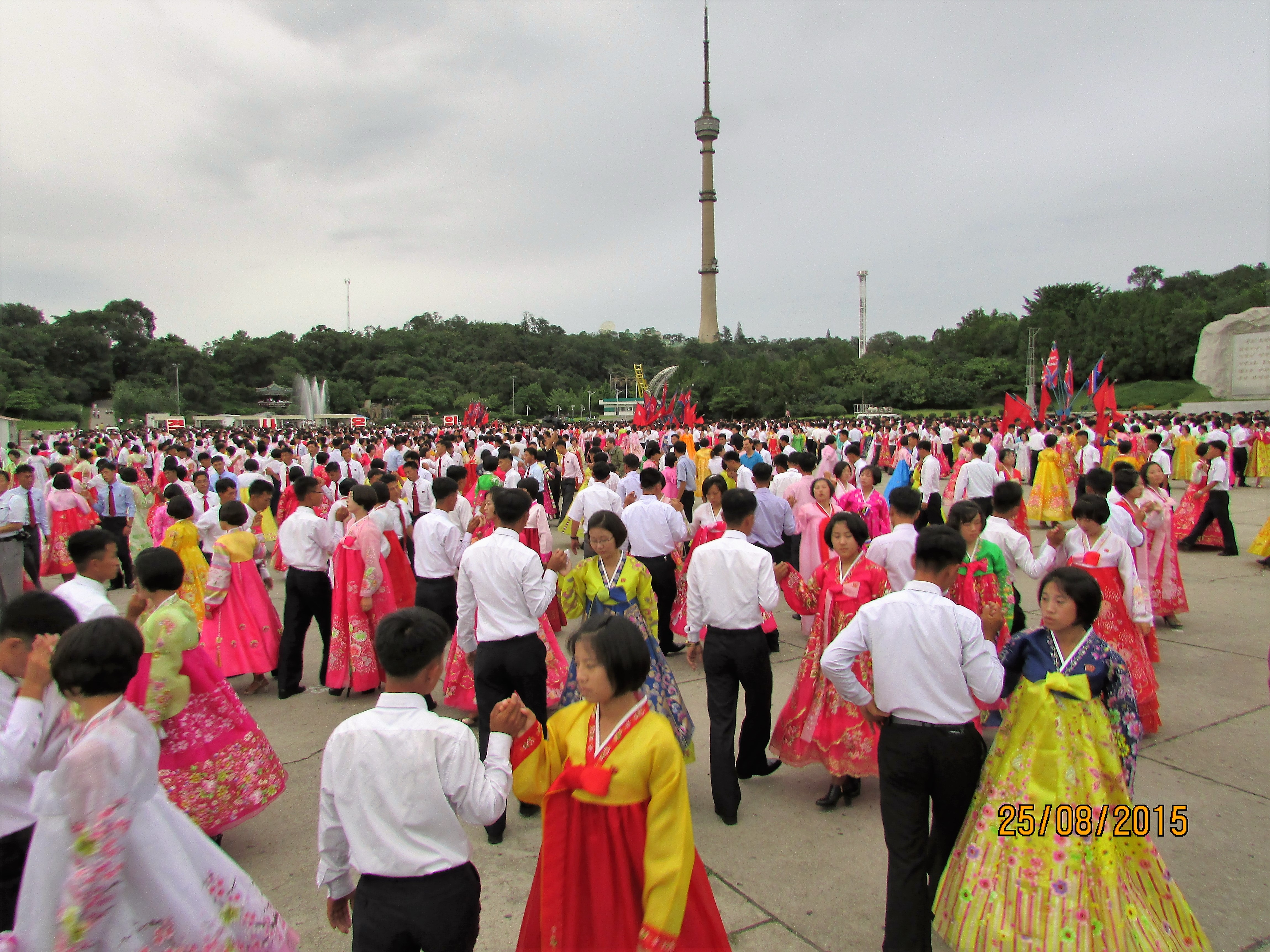 Северная Корея. Ариран