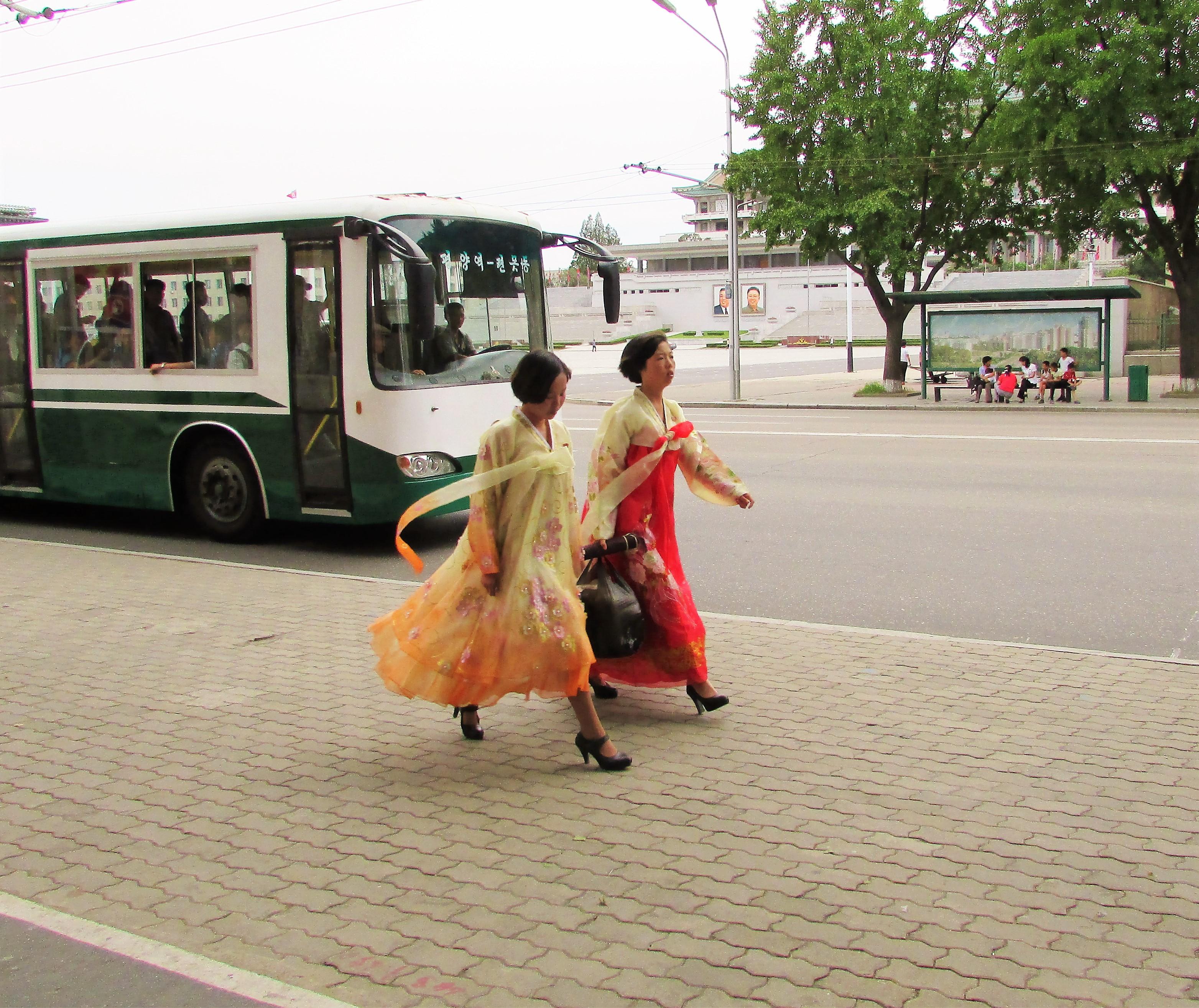 Северная Корея. Будни