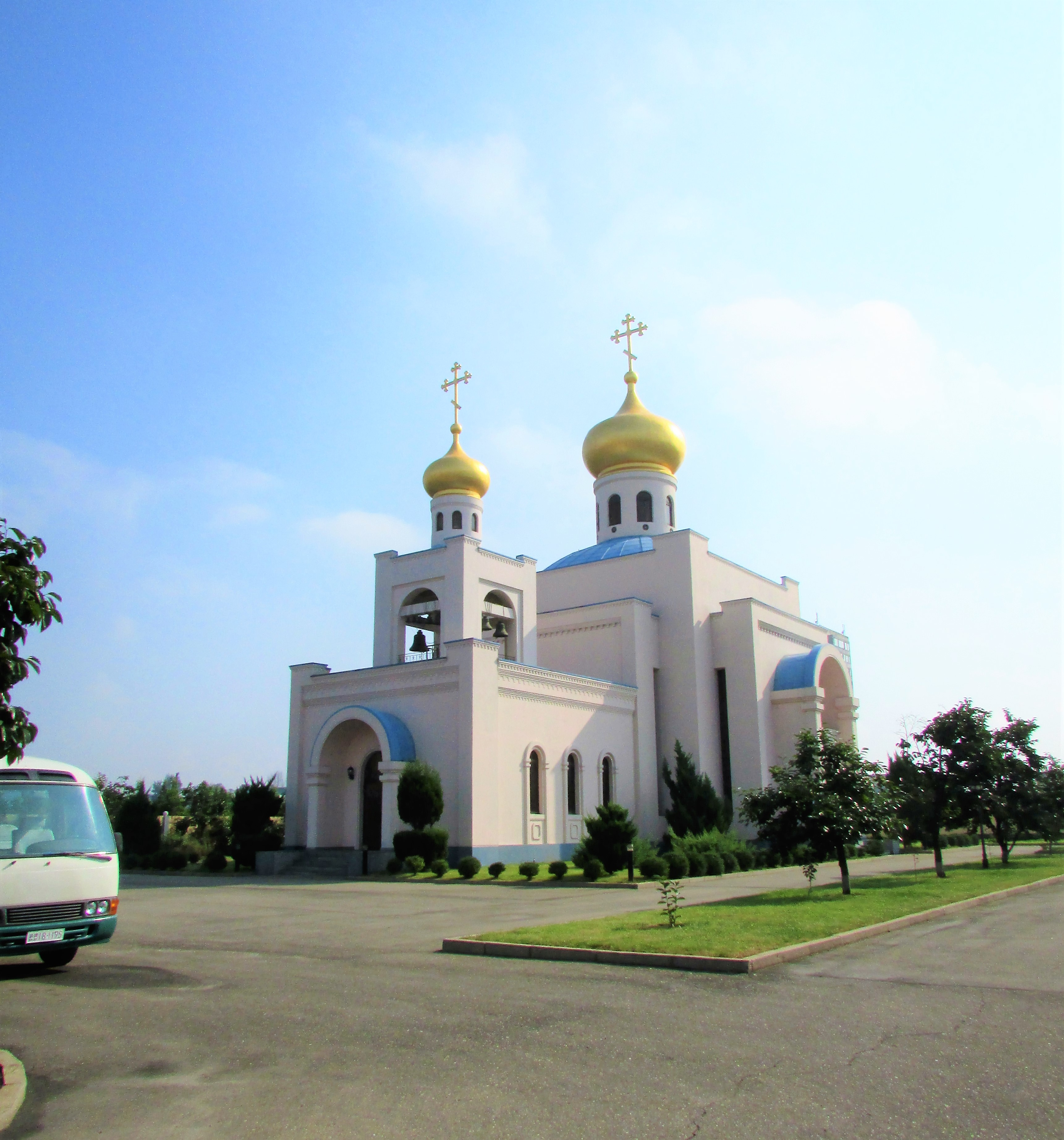 Северная Корея. Церковь
