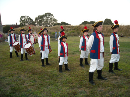 Battle of Groton Heights Service